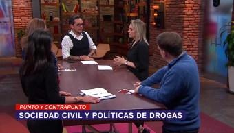 Foto: Sociedad Civil Política Drogas, Política De Drogas
