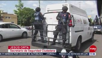 Foto: Trasladan Esperanza N penal Máxima seguridad
