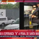 Foto: Trasladan Santa Martha implicada balacera Plaza Artz,