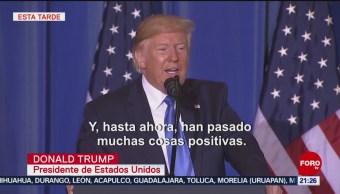 Foto: Trump Firma Paquete Atencion Migrantes1 Julio 2019