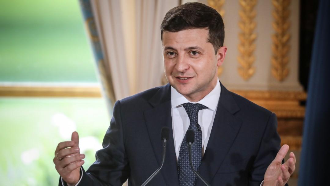 Comisión Electoral de Ucrania confirma victoria de Zelenski