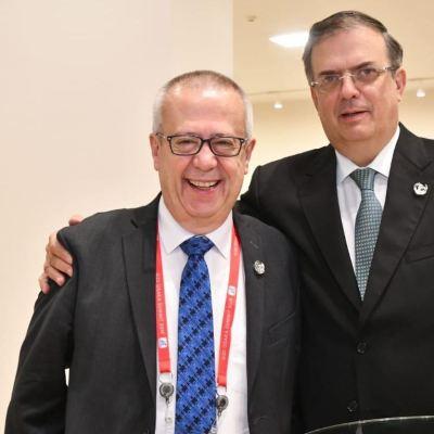 Renuncia Carlos Urzúa a la Secretaría de Hacienda y Crédito Público