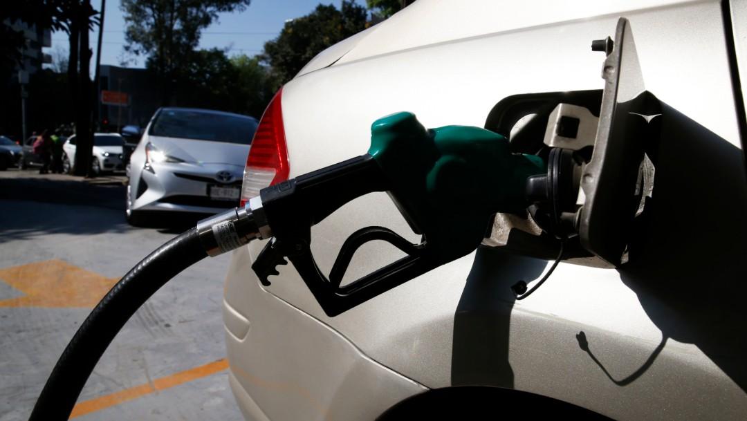 Foto: Venta de gasolina en la Ciudad de México, 8 de enero de 2019, México