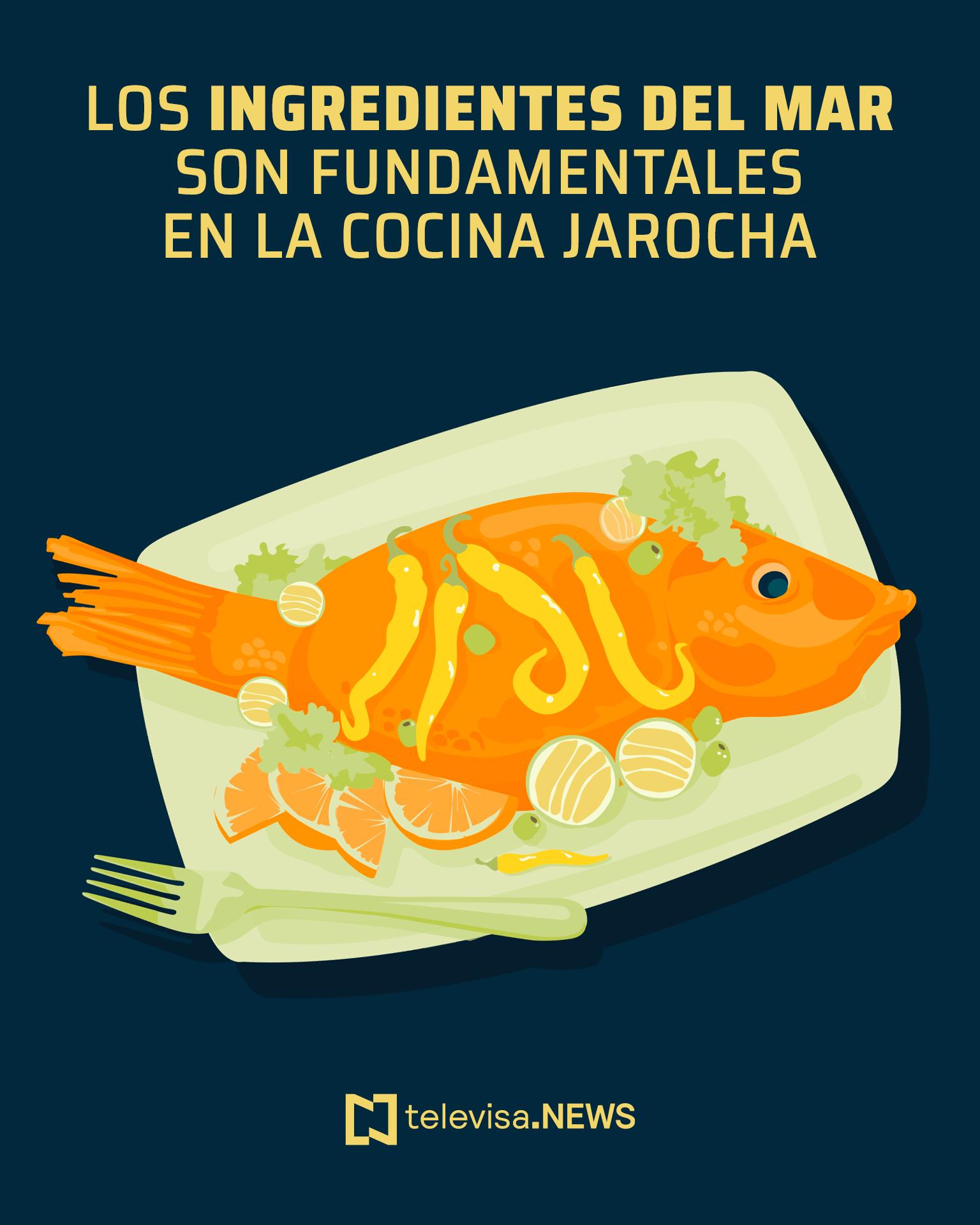 Veracruz Turismo Comida Gastronomía Pescado Mar