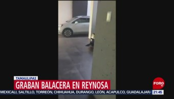Foto: Video Balacera Reynosa Tamaulipas 16 Julio 2019