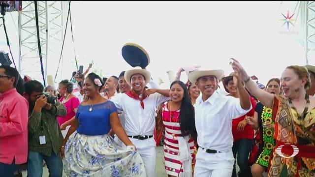 Foto: Yalitza Aparicio Invitada Honor Guelaguetza Oaxaca 22 Julio 2019