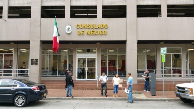 Foto A través de su cuenta de Twitter, el consulado emitió dos mensajes seguidos, 7 de agosto de 2019 (Consulado de México en Nueva Orleans)