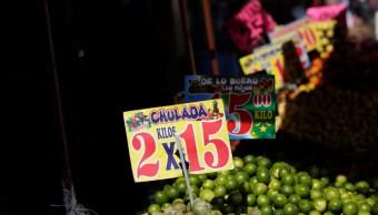 mercado mexico limon canasta basica