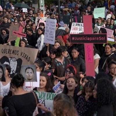 Puebla y Zacatecas registran feminicidios en las últimas semanas