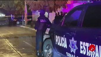 Agreden a policía en Culiacán, Sinaloa