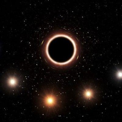 Astrónomos ignoran por qué el agujero negro de nuestra Vía Láctea se iluminó de pronto