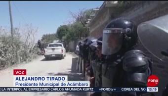 FOTO: Al menos 34 homicidios en 5 días en Guanajuato, 17 Agosto 2019
