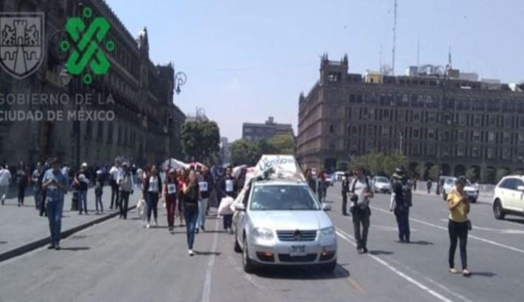 Foto Al menos una marcha afectará el tránsito este 26 de agosto de 201