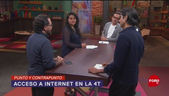 Foto: Alternativa Internet Gobierno Federal 2 Agosto 2019