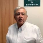 Foto: El presidente Andrés Manuel López Obrador dio el anuncio a través de Twitter, el 3 de agosto de 2019 (Twitter @lopezobrador_)