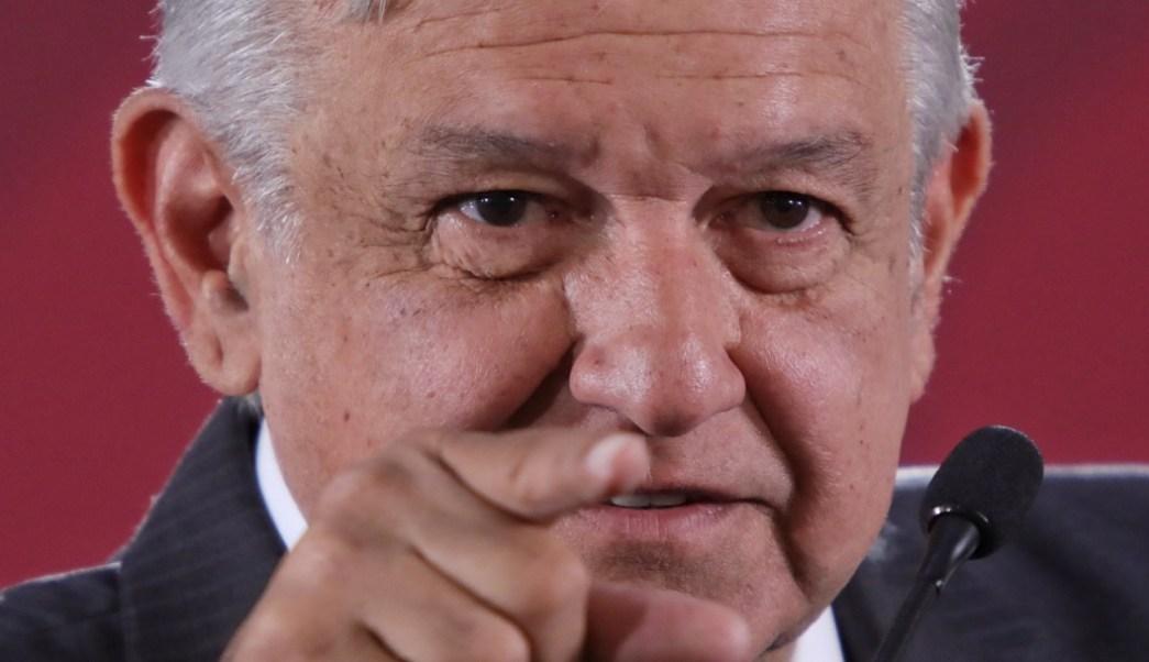 AMLO asegura que su gobierno corta de tajo la corrupción