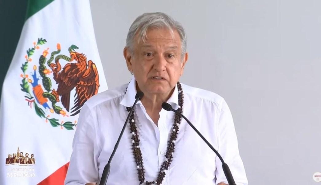 Imagen: El presidente Andrés Manuel López Obrador lamentó los hechos ocurridos en El Paso, Texas, el 4 de agosto de 2019 (Gobierno de México YouTube)