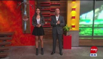 Así arranca Expreso de la Mañana con Esteban Arce del 15 de agosto del 2019