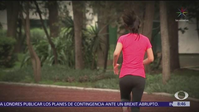 Así se prepara Emma Alonso Gómez para correr el maratón de la CDMX