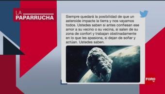 Foto: Asteroide Chocará Tierra Noticias Falsas 26 Agosto 2019
