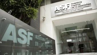 Foto: Instalaciones de la Auditoría Superior de la Federación (ASF), 16 agosto 2019