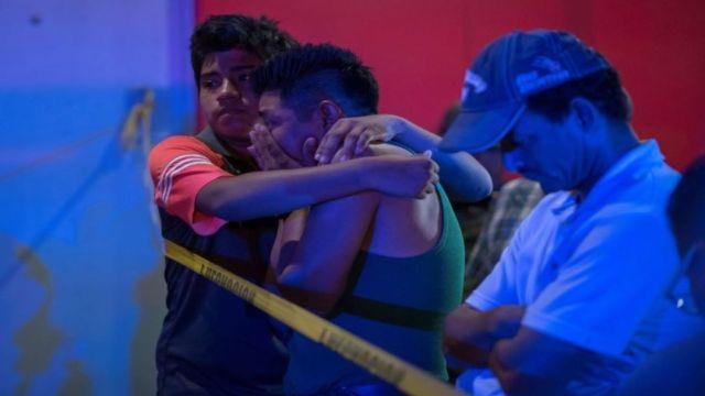 Foto Aumenta a 25 el número de muertos por ataque a bar en Coatzacoalcos, Veracruz 28 agosto 2019