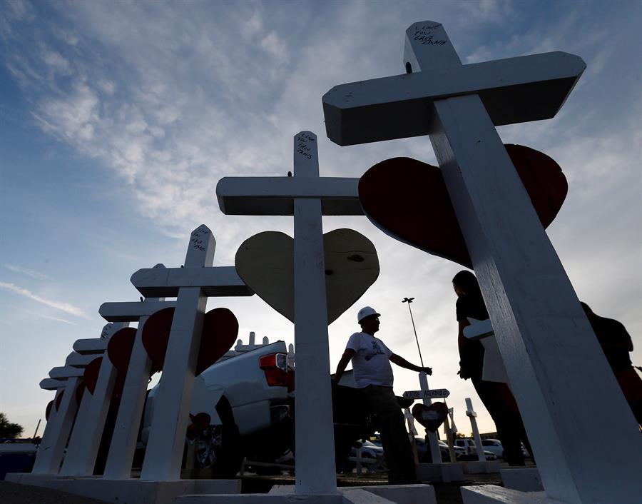 Foto Aumentan a 21 los muertos por tiroteo en El Paso, Texas 5 agosto 2019