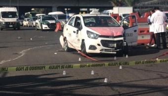 Foto Balacera por robo de taxi deja varios heridos en Aragón, GAM 15 agosto 2019