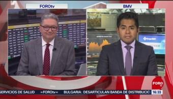 BMV Cierra Con Pérdidas Arrastrada Por Caída Mercados Argentinos