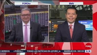 Foto: Bolsa Mexicana Respira Tras Turbulencia Por Conflicto Comercial EEUU-China