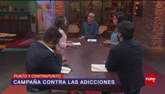 Foto: Campaña Contra Adicciones Gobierno Amlo 5 Agosto 2019