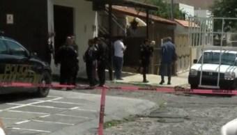 Foto: Las autoridades continúan las indagatorias, 15 de agosto de 2019 (Noticieros Televisa)