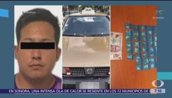Capturan a taxista acusado de violación en CDMX