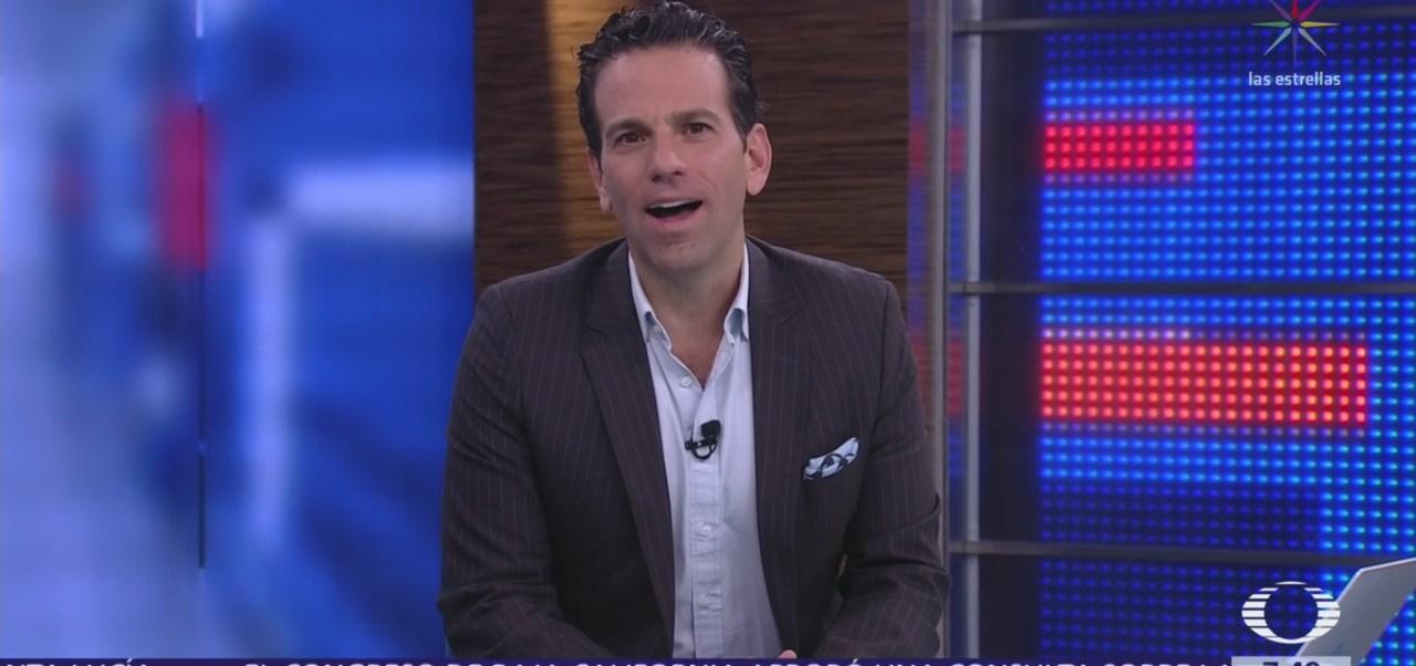 Carlos Loret agradece apoyo de Televisa