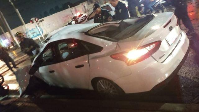 Foto: Fuerte accidente en Eduardo Molina deja tres personas muertas, 10 agosto 2019