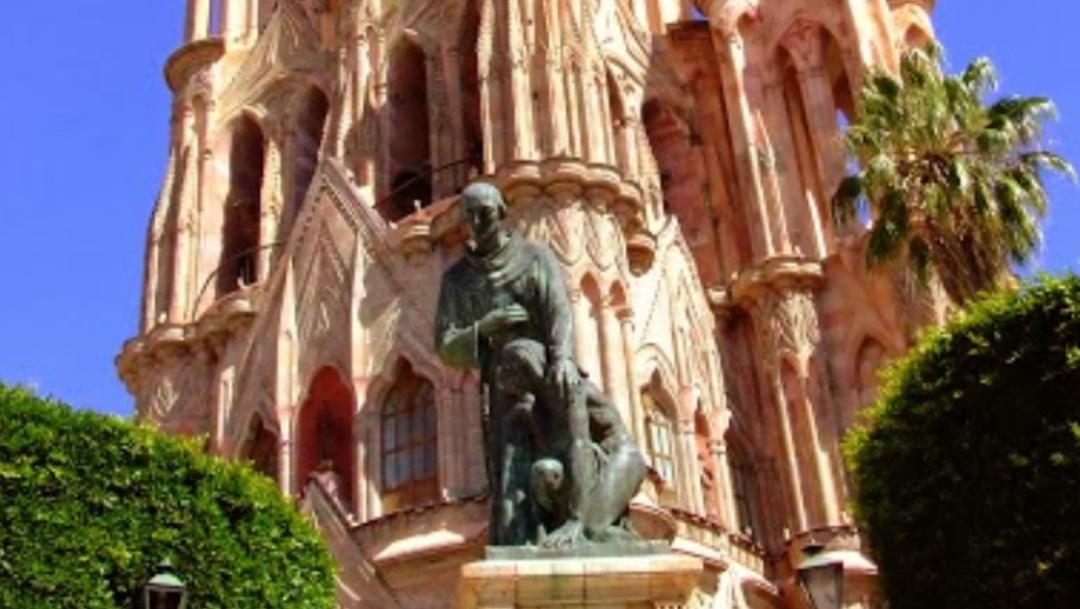 Foto: La Iglesia católica y la sociedad civil anunciaron jornadas de oración por la violencia en Celaya, Guanajuato, el 25 de agosto de 2019 (Diócesis de Celaya)
