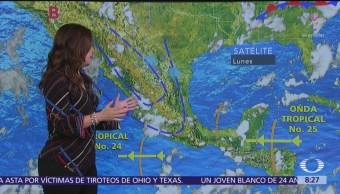 Clima Al Aire: Lluvias fuertes en gran parte de México