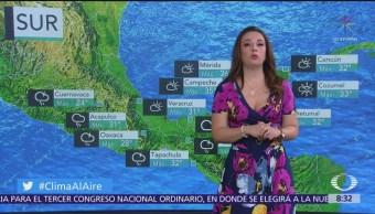 Clima Al Aire: Tormenta tropical 'Ivo' provocará lluvias