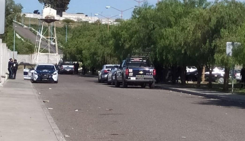 Comando ingresa a penal en Guanajuato