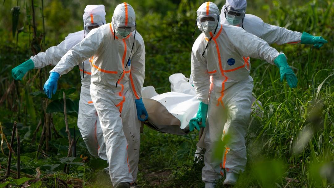 Foto: Más de dos mil personas han muerto por el brote de ébola en la República Democrática del Congo, 30 agosto 2019