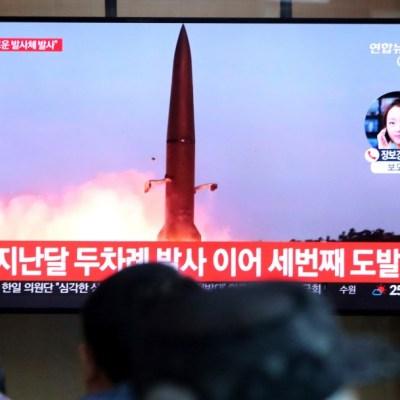 Kim no quiere decepcionarme, dice Trump tras pruebas de misiles de Corea del Norte