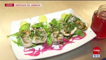#CotorreandoconlaBanda: 'El Repor' disfrutando unos mariscos