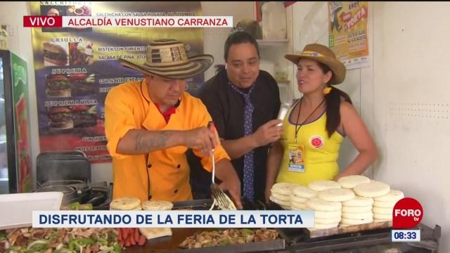 #CotorreandoconlaBanda: 'El Repor' suelto en la Feria de la Torta