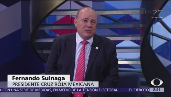 Cruz Roja organiza carrera 'Todo México salvando Vidas'