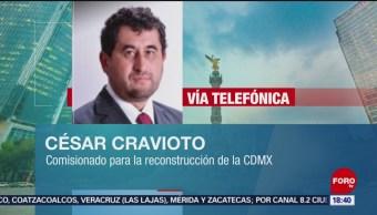 Damnificados decidieron no atender reunión César Cravioto