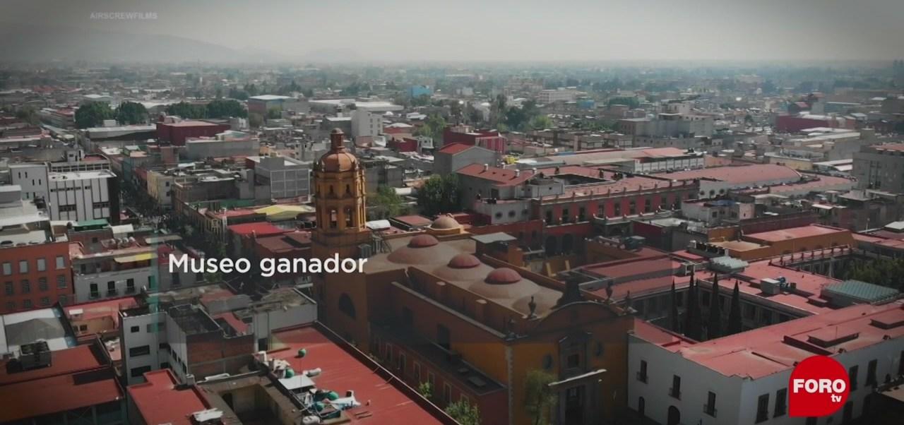 FOTO: Dan Red Dot Award a Museo de las Constituciones de la UNAM, 25 Agosto 2019