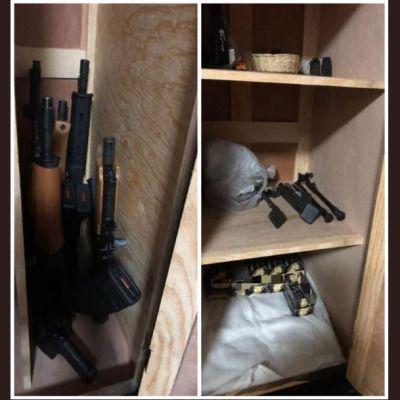 De manera simultánea, FGR asegura armas y cartuchos en Sinaloa, Jalisco y CDMX