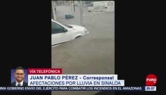 Foto: Declaratoria Emergencia Cinco Municipios Sinaloa