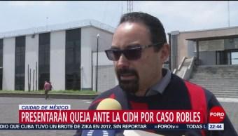 FOTO: Defensa de Rosario Robles presentará queja ante Comisión Interamericana, 25 Agosto 2019