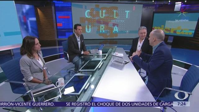 Despierta con Cultura: Vicente Rojo Expo, 80 años después